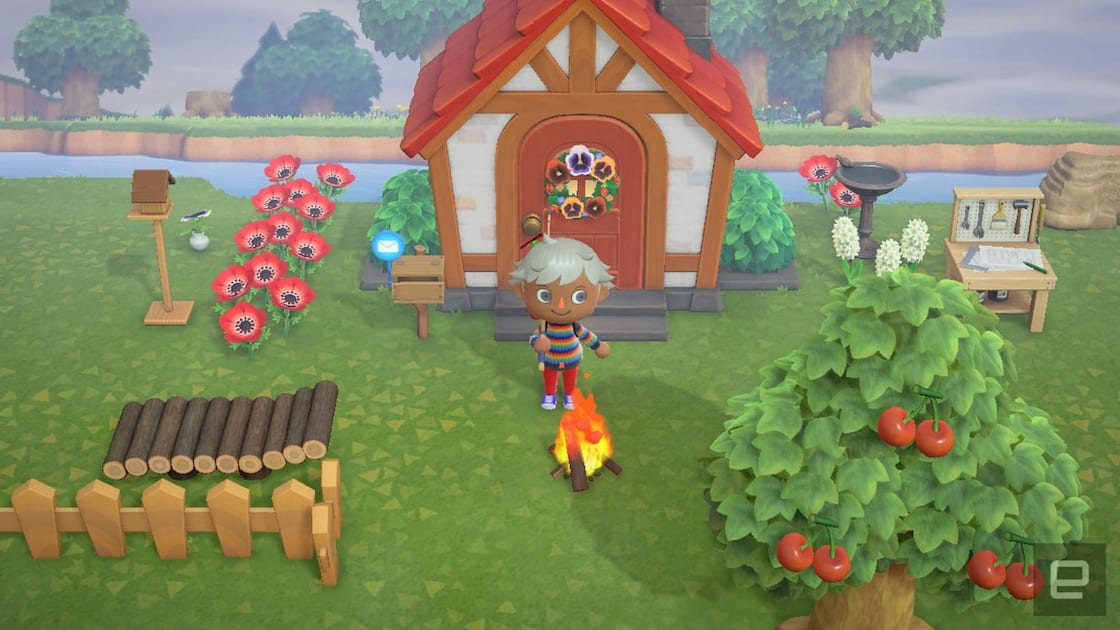 'Animal Crossing: New Horizons' is the island escape we all need today