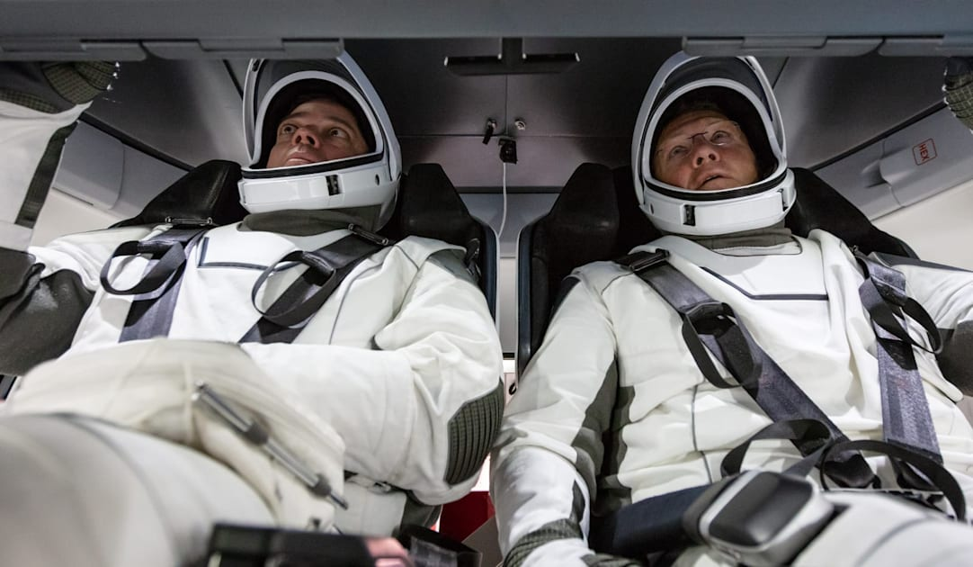 SpaceX Crew Dragon's Demo-2 test flight is still scheduled for May 1