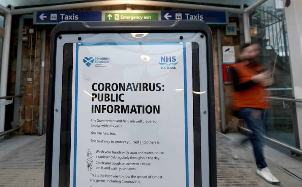 Apple is rejecting coronavirus apps to limit virus misinformation