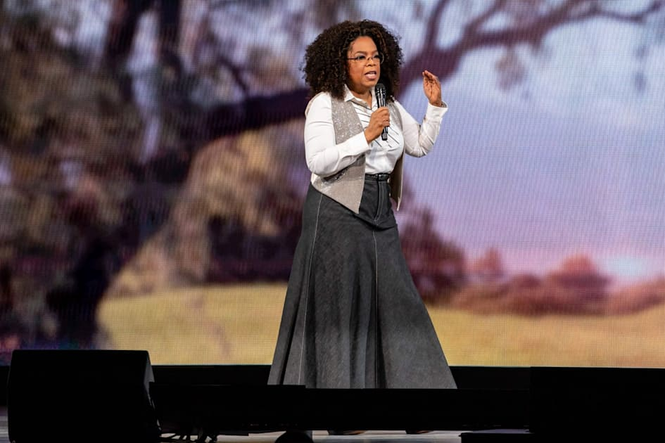 'The Oprah Show' was secretly a great podcast all along