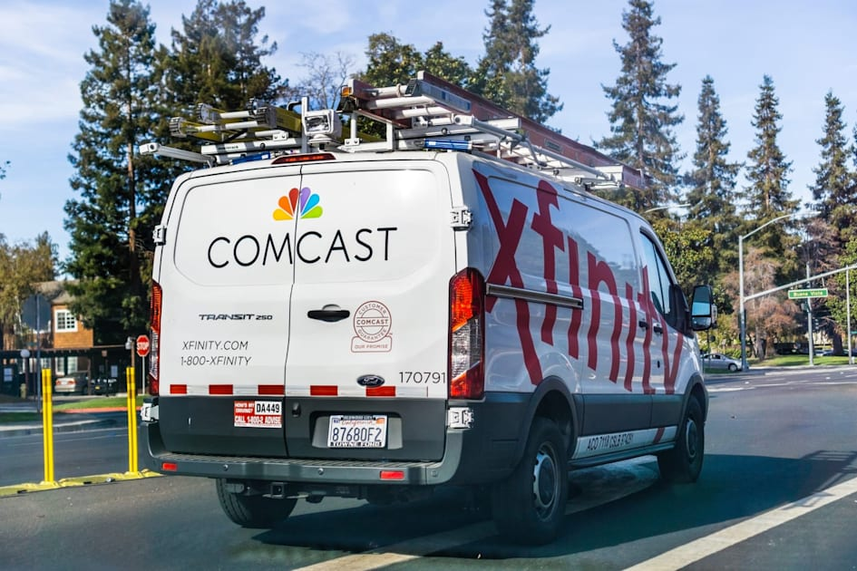 Comcast suspends data caps, makes Xfinity WiFi free for 60 days 1