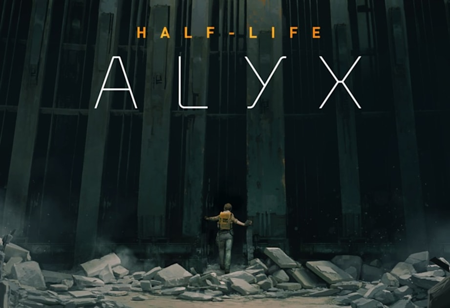 Every HTC Vive Cosmos Elite will come with a copy of 'Half-Life: Alyx' 1