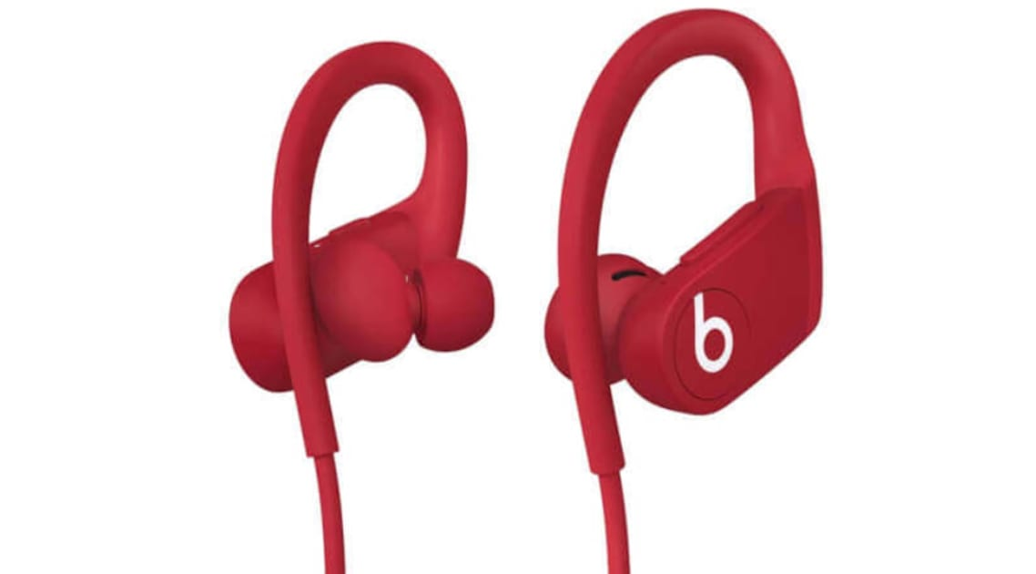 Powerbeats 4 leak gives a first glimpse at Apple's new sporty earbuds