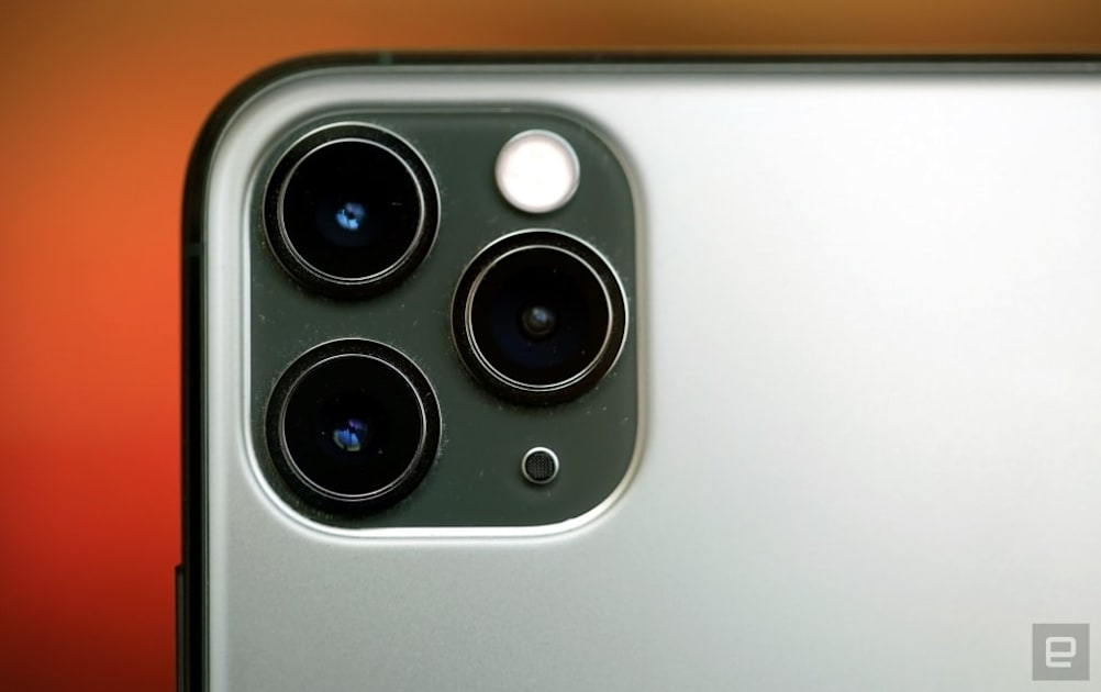 The next iPhone could have a depth-sensing camera on the back