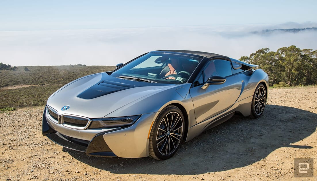 The Morning After: BMW will end production of the i8 soon