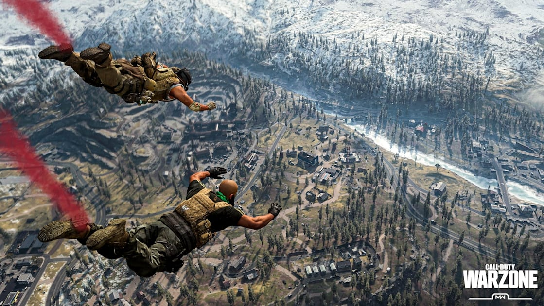 'Call of Duty: Warzone' is a serious contender to Fortnite's throne