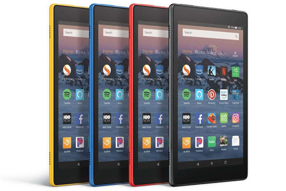 Grab Amazon's Fire HD 8 tablet for $50 today