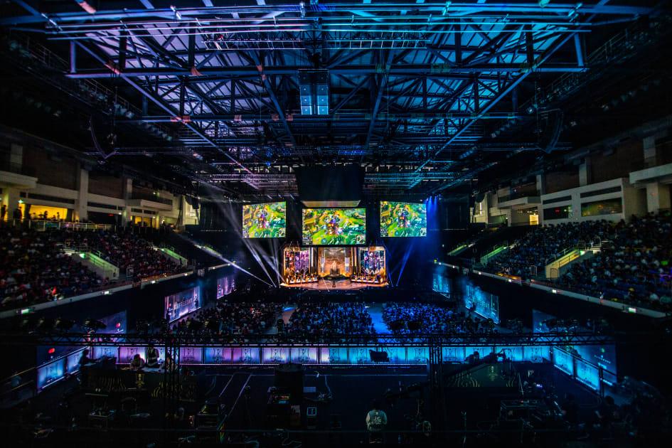 'League of Legends' mid-season tournament canceled due to COVID-19 1