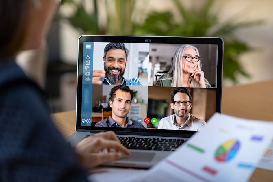 Why is video conferencing so exhausting?