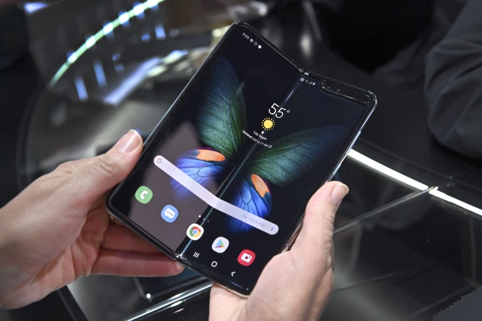 Samsung finally offers Android 10 to US Galaxy Fold owners