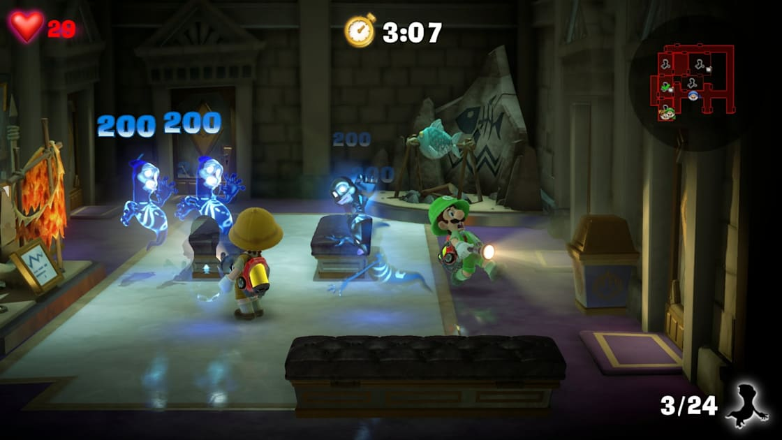 'Luigi's Mansion 3' adds more multiplayer minigames with new DLC