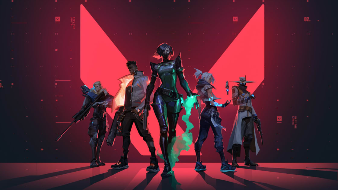 'Valorant' esport matches will show sparks instead of blood 1
