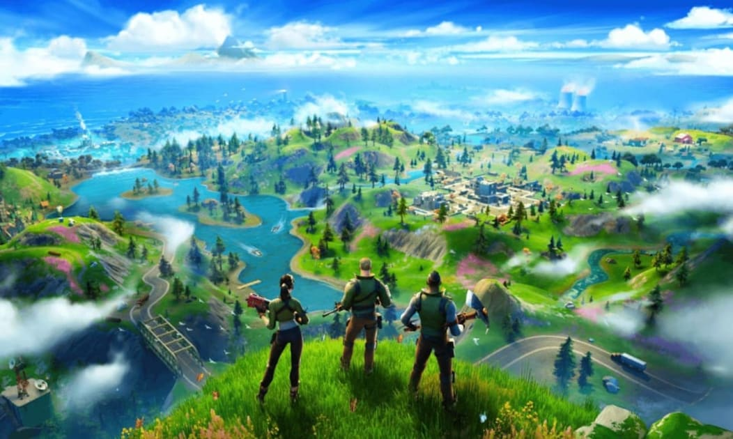 Fortnite's leaked Party Mode invites you to leave weapons behind