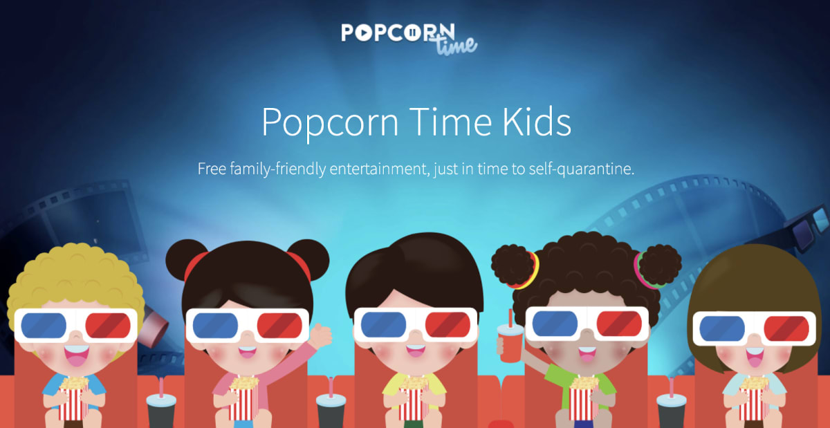 Even pirate movie streaming services are launching kid-friendly modes 1