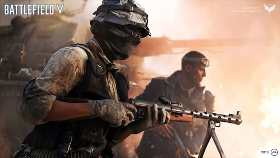 Dice is moving on from 'Battlefield V' and 'Battlefront II'
