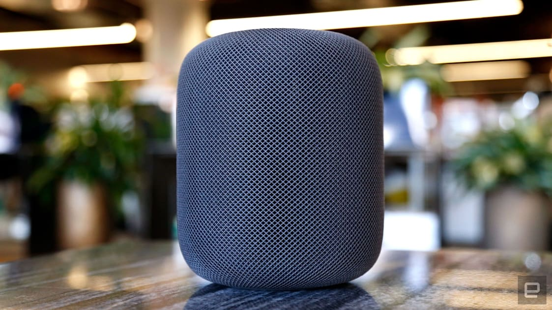 HomePod by Apple - cover