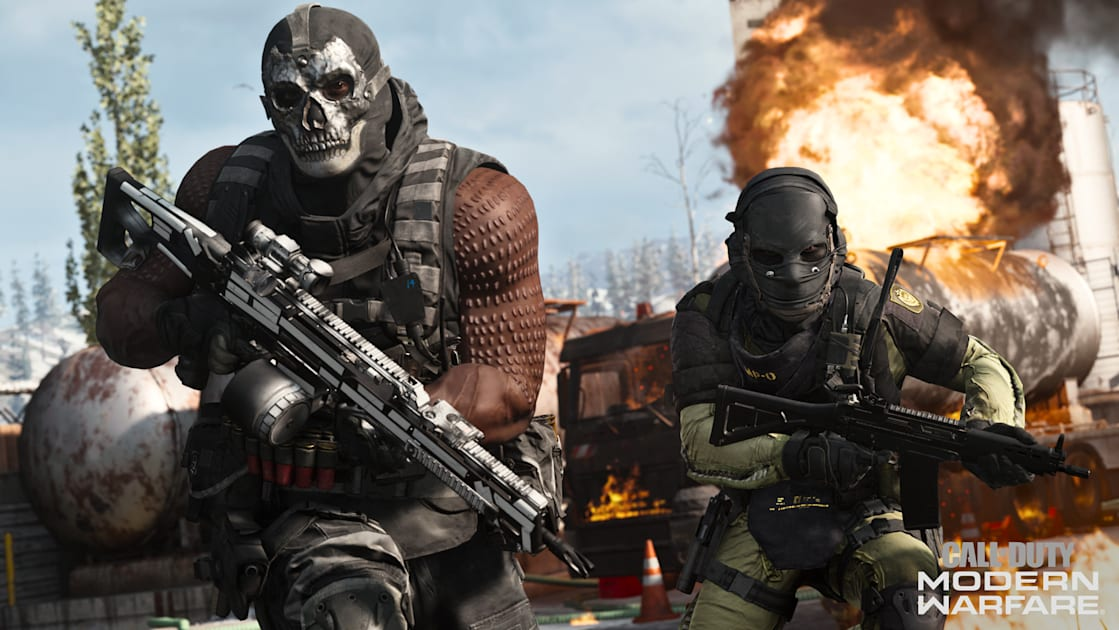 'Call of Duty: Modern Warfare' multiplayer is free this weekend