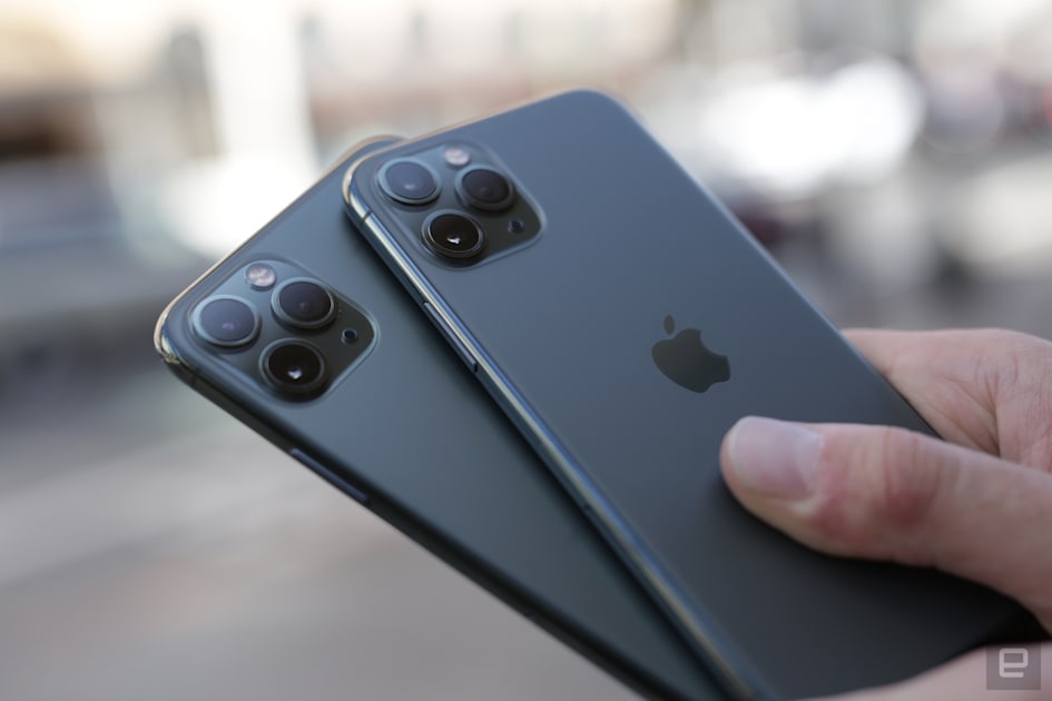 The next iPhone may boast a 120Hz display and better low-light photos 1
