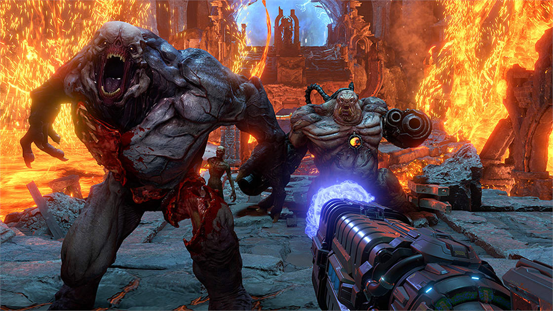 id Software is removing Doom Eternal's controversial PC anti-cheat system 1