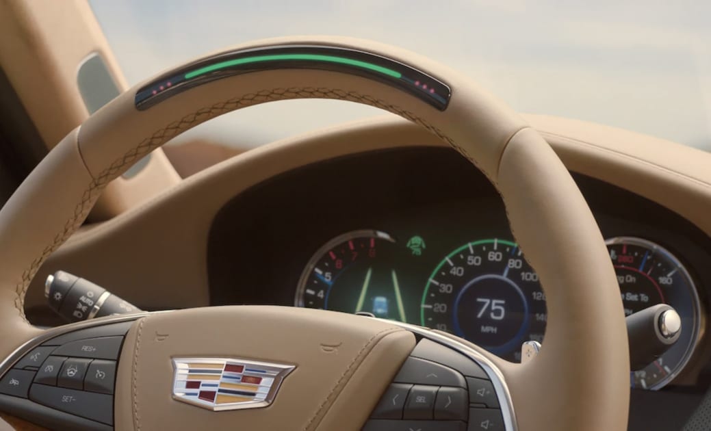 GM will upgrade its Super Cruise technology to work on city streets 1