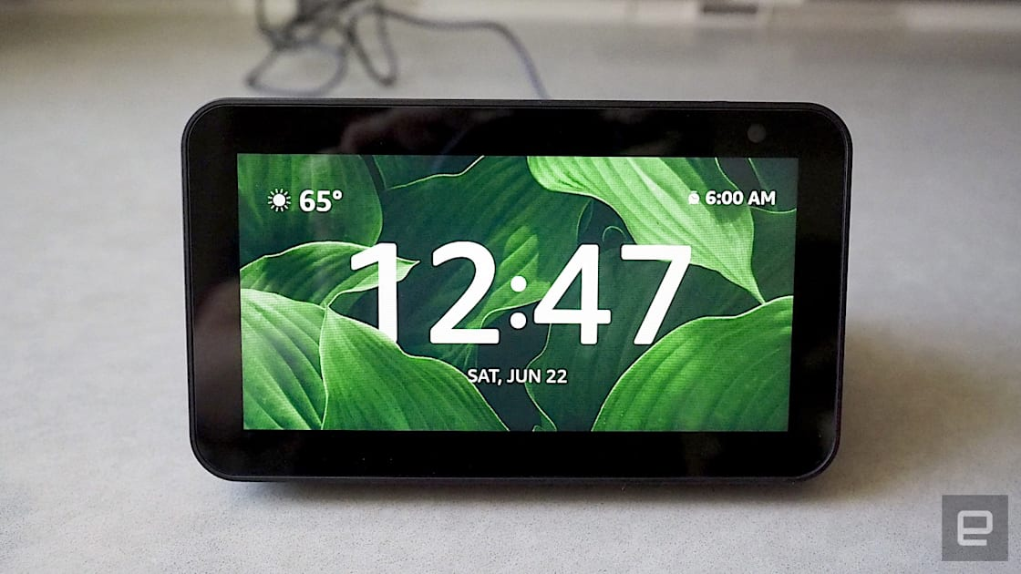 Image of article 'Grab two Echo Show 5 smart displays for $90 at Amazon and Best Buy'