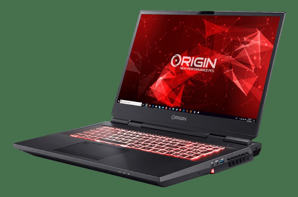 Origin PC's refreshed EON17-X laptop has a high-end Intel desktop chip 1