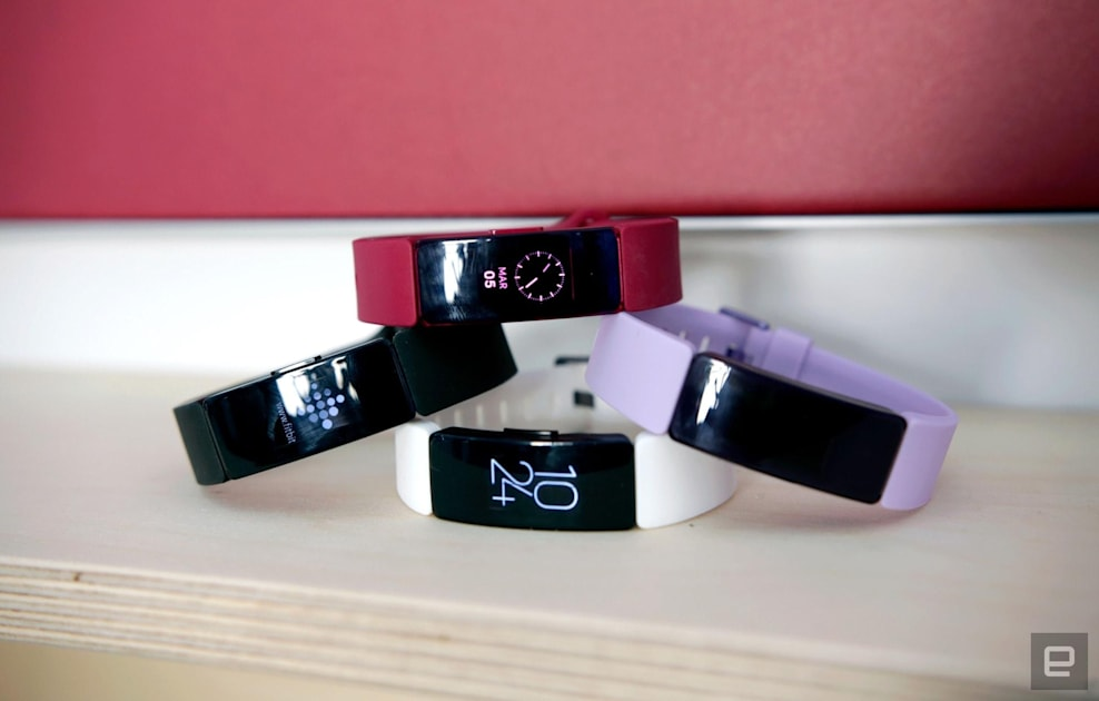 Fitbit now has cheap, updated fitness trackers for the whole family