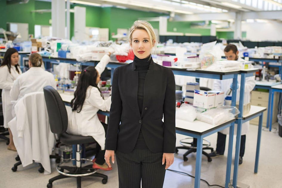 HBO documentary on Theranos' rise and fall premieres March 18th