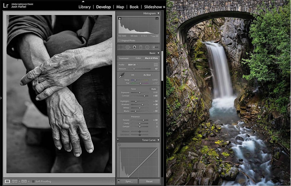 Adobe's latest Lightroom smooths skin without the 'plastic' effect