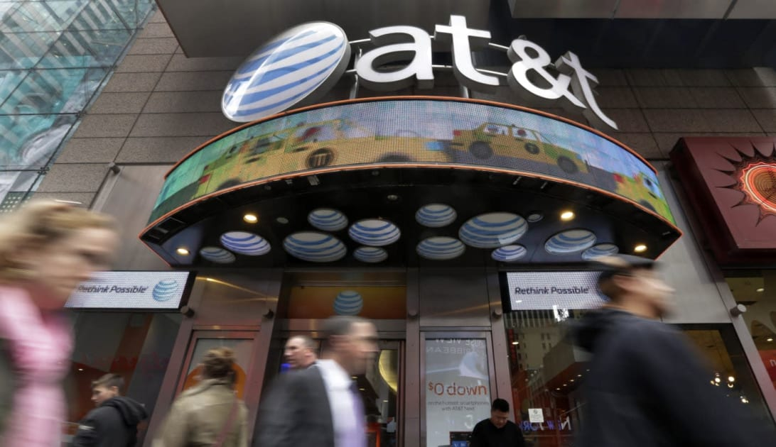 AT&T's unlimited mobile data plan is back