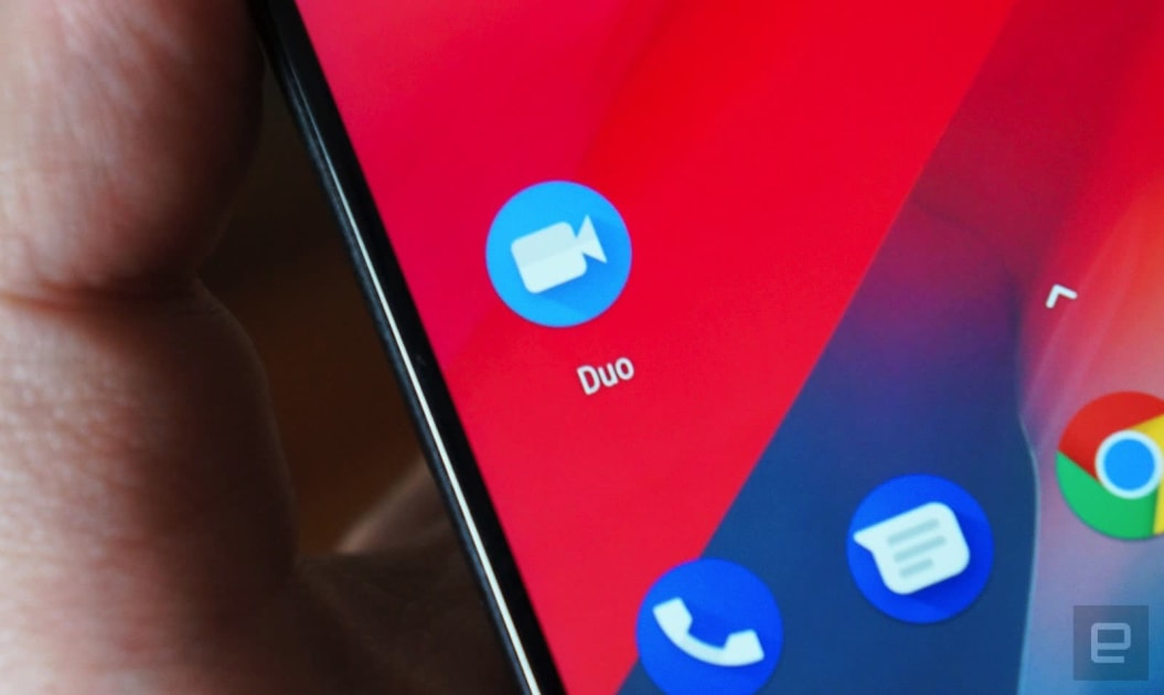 Google Duo's group video limit rises to 12 people just at the right time