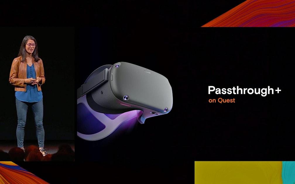 Oculus Quest is getting Go apps and improved Passthrough