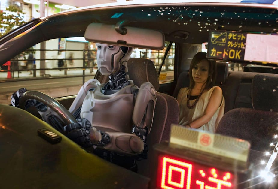 Hitting the Books: Autonomous cars will do more than drive you around