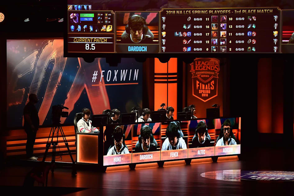 Echo Fox loses its pro 'League of Legends' franchise spot