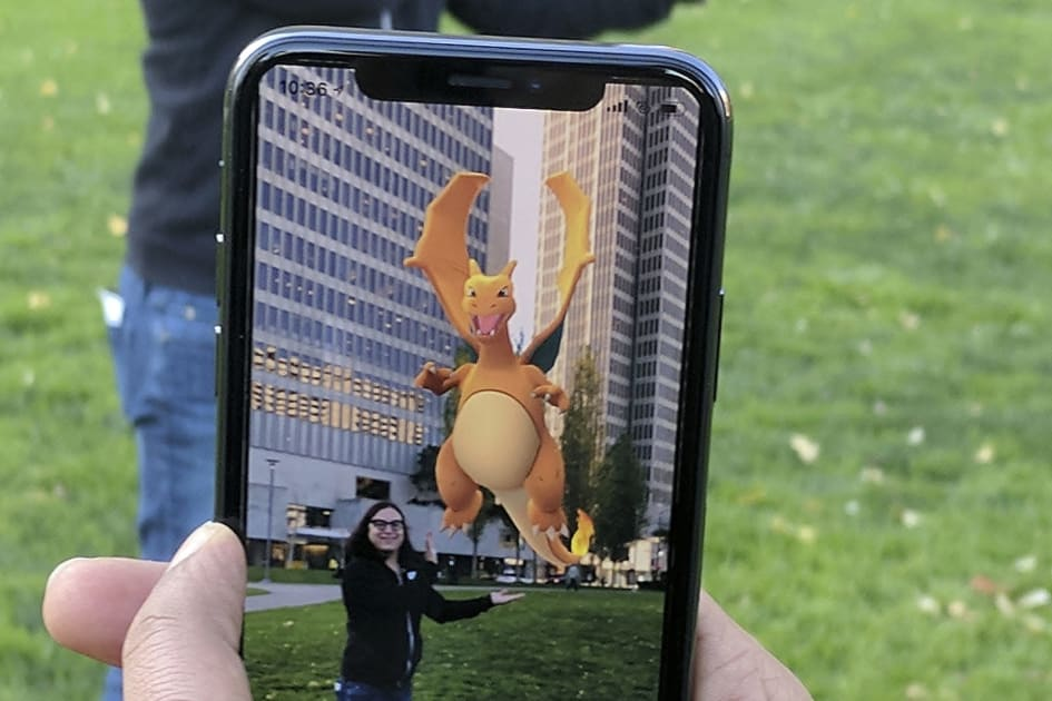 Niantic buys a 3D mapping startup to enable'planet-scale' AR 1