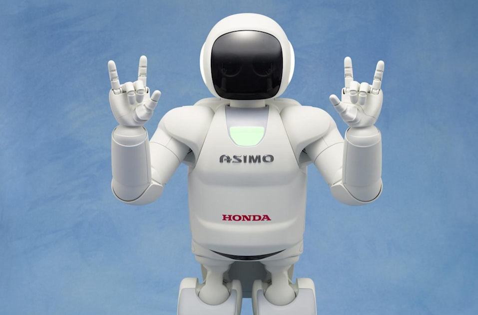 Honda ends development of its bipedal Asimo robot