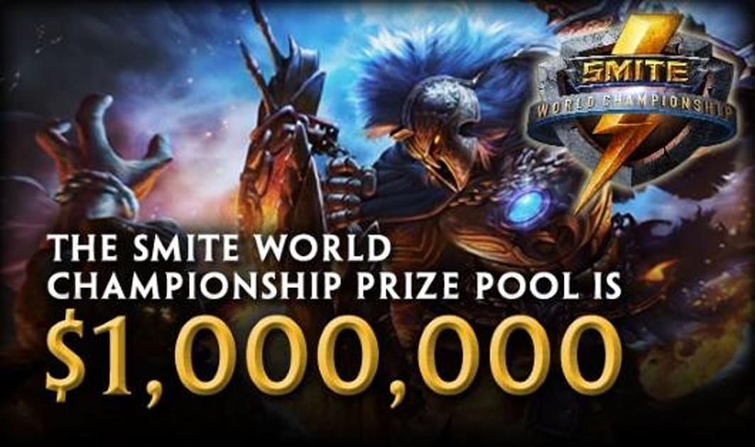 Smite World Championships 2021 Prize Pool