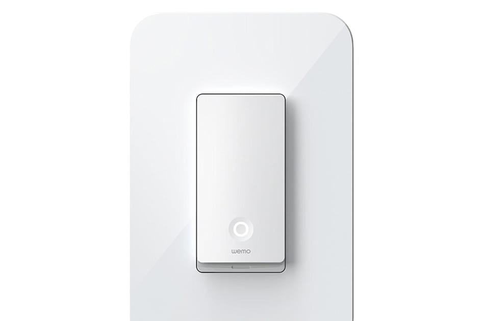 Belkin's latest Wemo light switches work natively with HomeKit