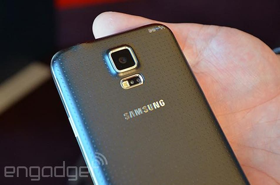 Why did Samsung play it safe with the Galaxy S5's processor?