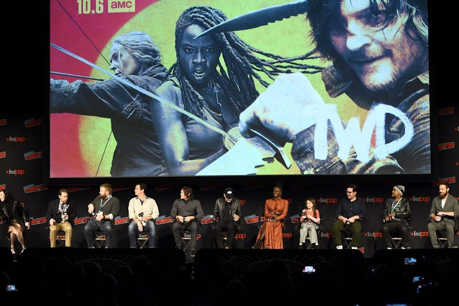 AMC's free streaming TV includes'The Walking Dead' and'MST3K' 1