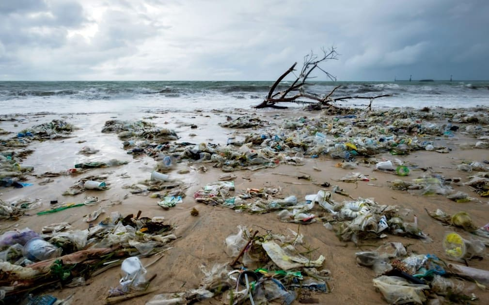 New plastic material can be recycled again and again