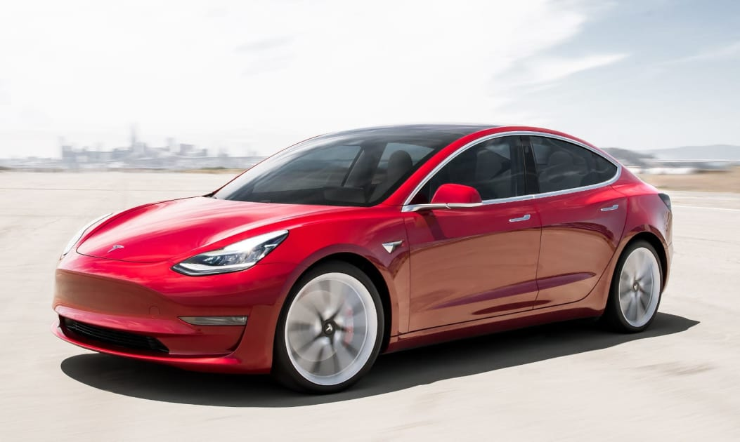 Tesla reports best ever first quarter production and delivery numbers