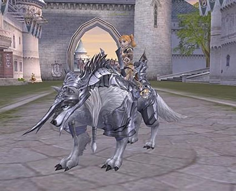 The expanded pet system of Lineage 2's Hellbound | Engadget