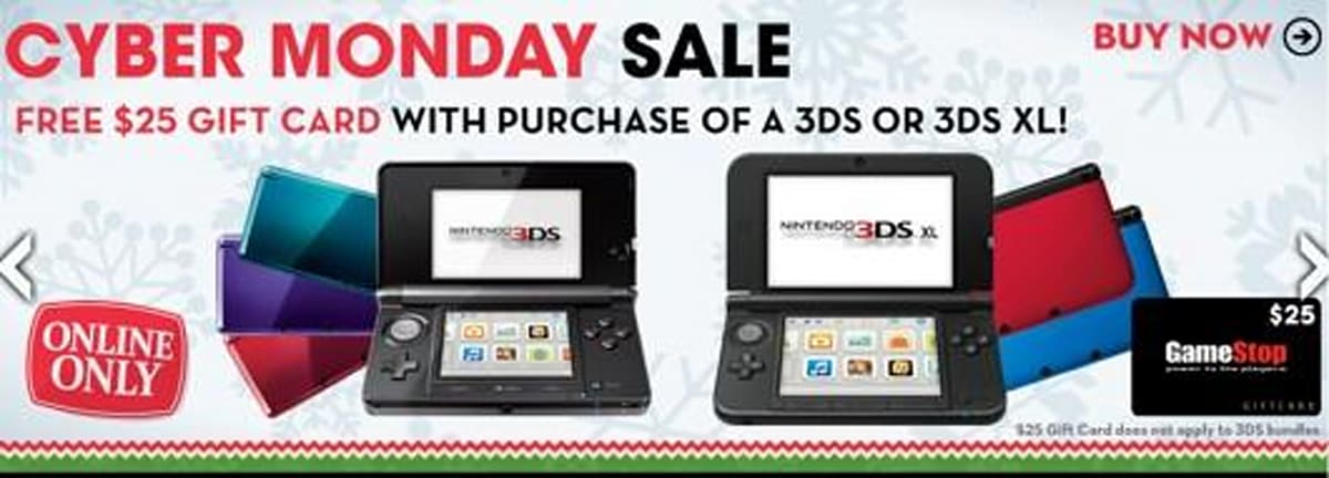 Gamestop Cyber Monday Deals Engadget