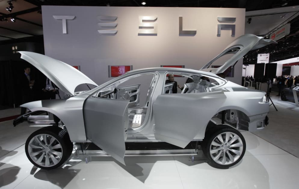 Tesla will unveil its $35,000 Model 3 on March 31st