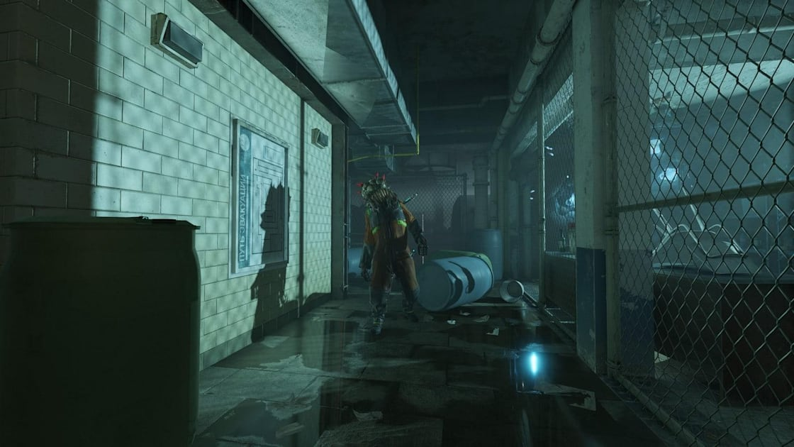 The first 'Half-Life: Alyx' update makes it easier to turn 1