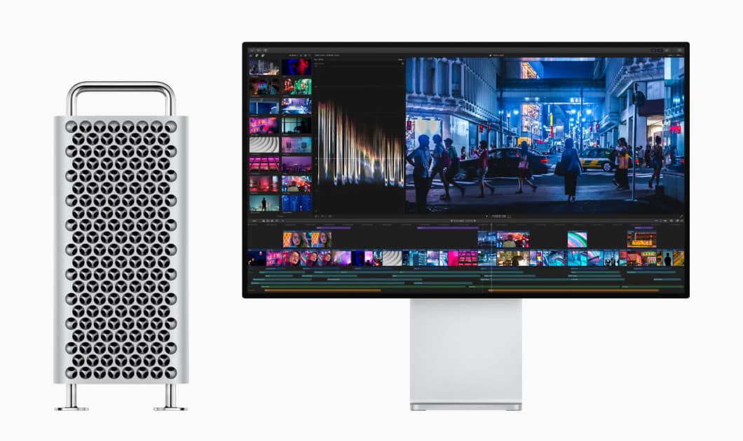 Apple finally reveals the new Mac Pro