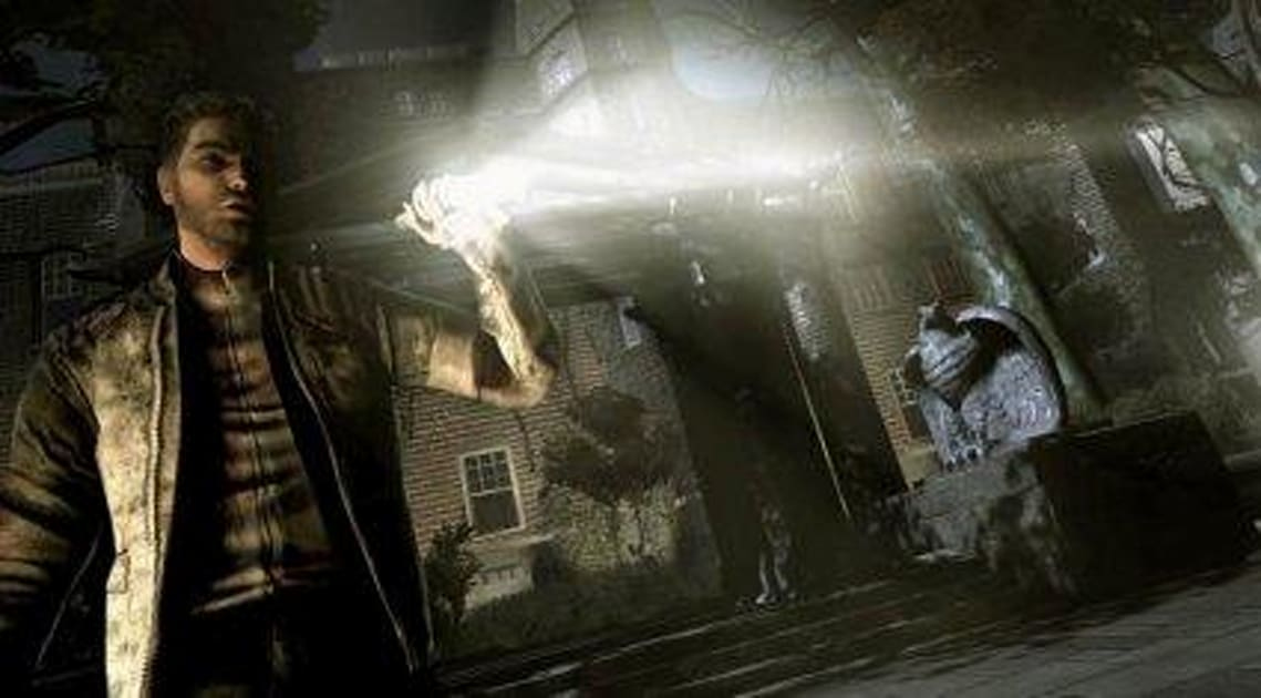 Alone In The Dark Interview Tech To Advance The Horror Genre