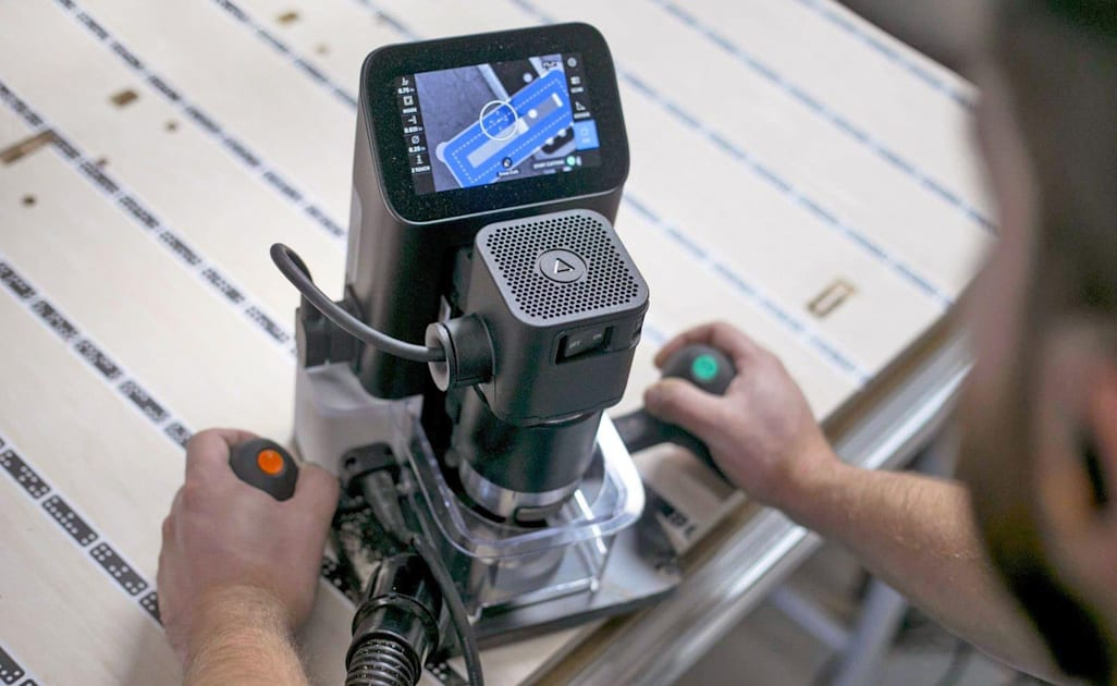 Shaper's AR-equipped Origin power cutter is going on sale for $2,500