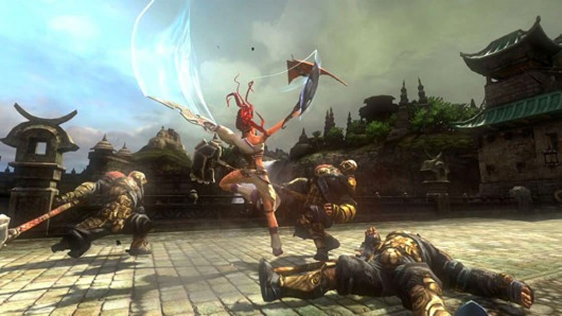 Heavenly Sword Also Becoming A Movie Direct To Video Engadget